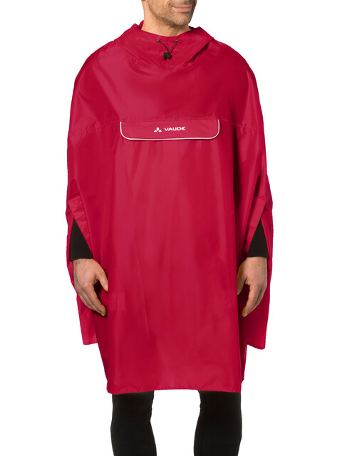 VAUDE Valdipino Jacket red
